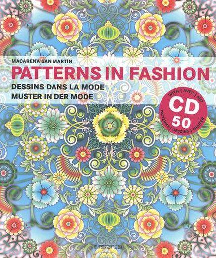 Patterns in fashion ; dessins dans la mode ; muster in der mode  - Macarena San Martin