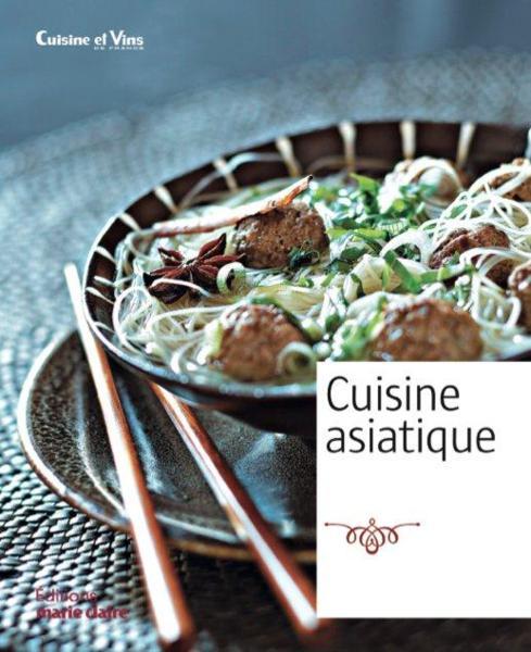 Cuisine asiatique isabelle yaouanc livre france loisirs - Livre de cuisine asiatique ...