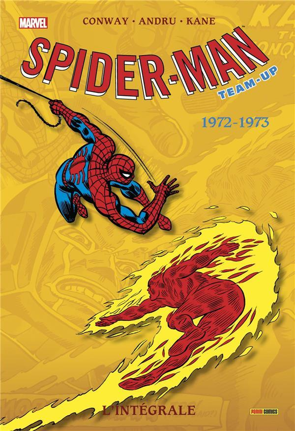 Spider-Man - team up ; INTEGRALE ; 1972-1973  - Collectif