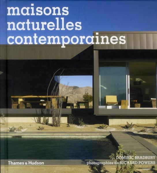 Livre maisons naturelles contemporaines acheter for Acheter une maison en australie