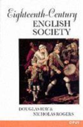 Eighteenth-century english society 1688-1820  - Hay