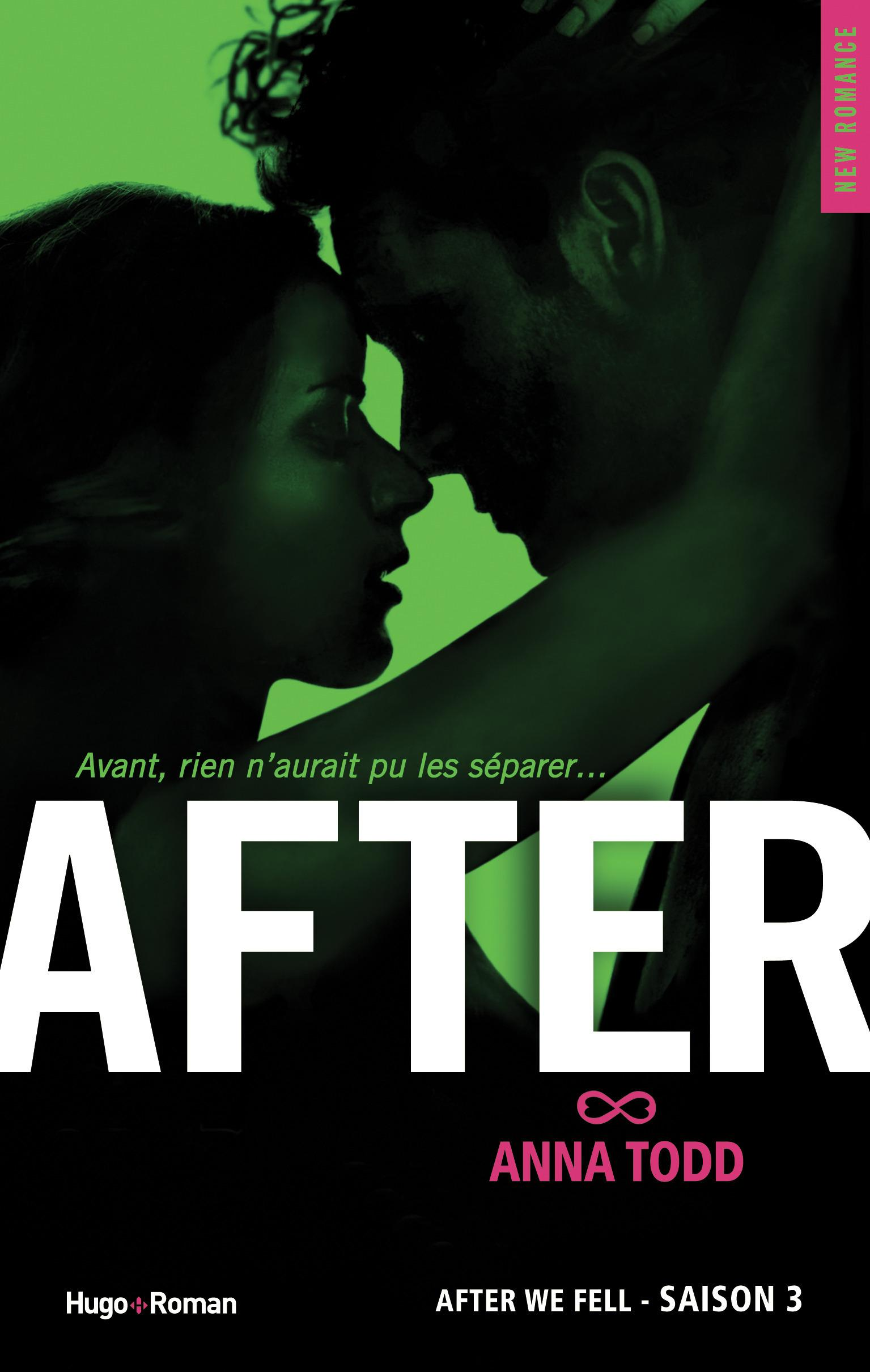 After T.3 ; after we fell  - Anna Todd