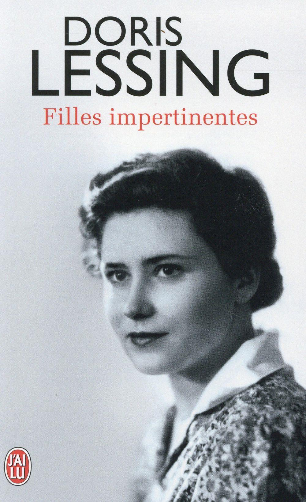 Filles impertinentes  - Doris Lessing
