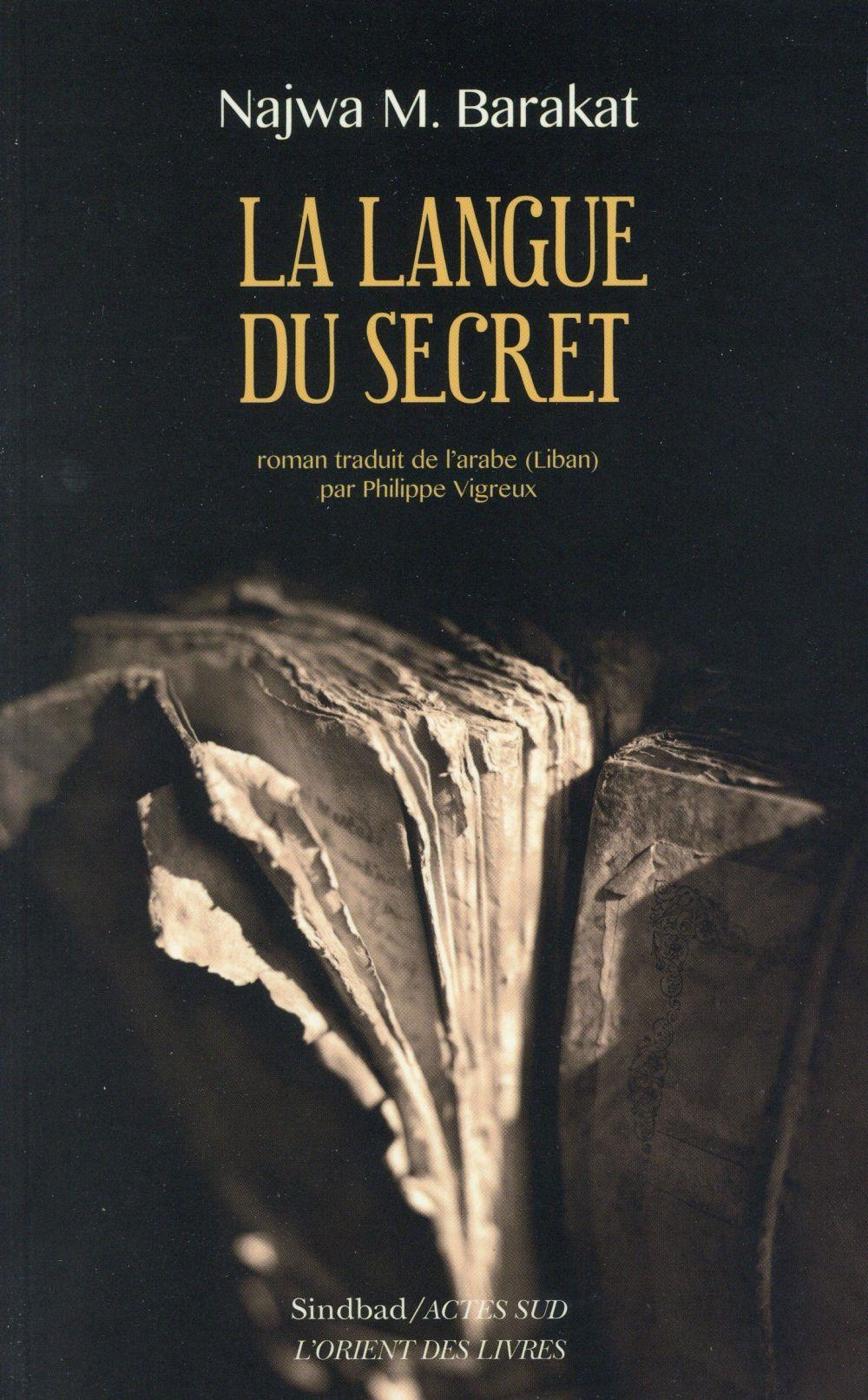 La langue du secret  - Najwa M. Barakat