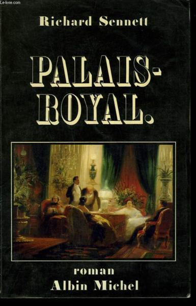 Palais-Royal  - Senett Richard