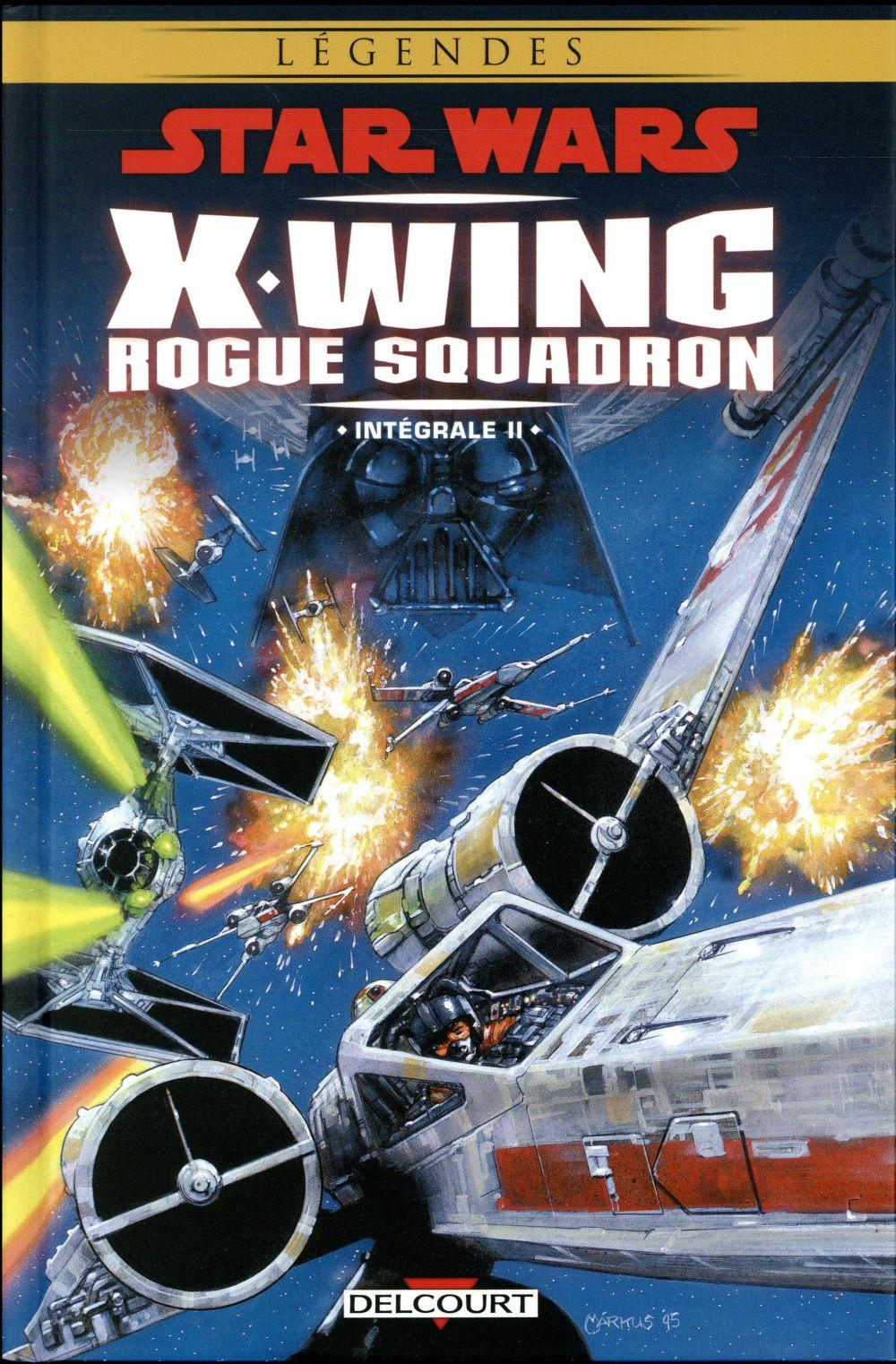 Star Wars - X-Wing Rogue Squadron ; INTEGRALE VOL.2  - Collectif