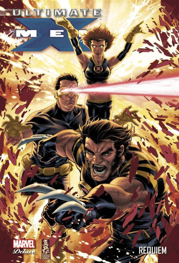 Vente Livre :                                    Ultimate X-Men t.10 ; requiem                                      - Collectif