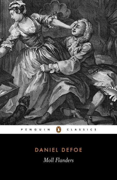 an analysis of the work of daniel defoe and the significance of moll flanders Defoe unfolds the story of his colorful heroine, moll flanders, as the first-person autobiography of a woman who uses deception, sex and her skills as a thief to make her way in the world before.