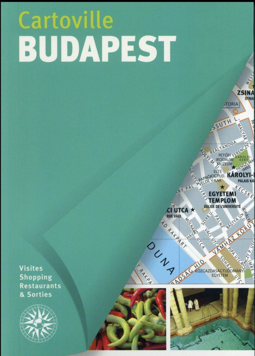 Vente  Budapest  - Collectif Gallimard
