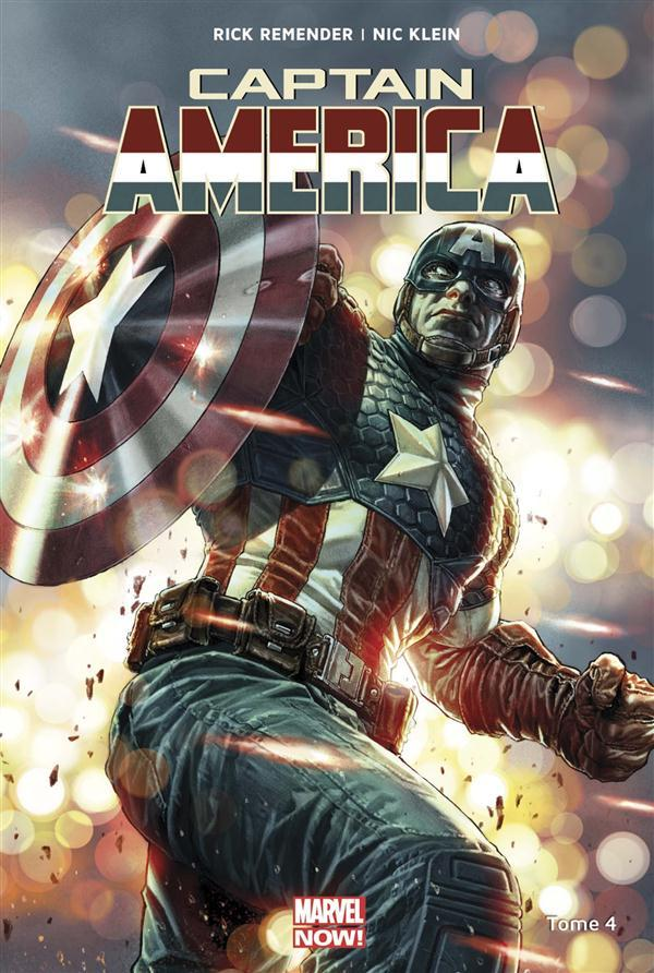 Captain America t.4  - Nic Klein  - Pascal Alixe  - Rick Remender