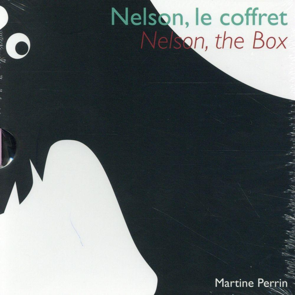 Nelson, le coffret ; Nelson, the box  - Martine Perrin