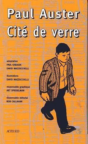 Cite de verre  - Paul Auster