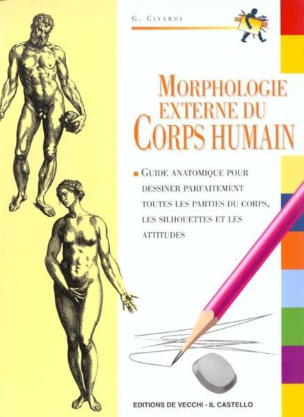 Livre morphologie externe du corps humain giovanni civardi for Interieur du corps humain