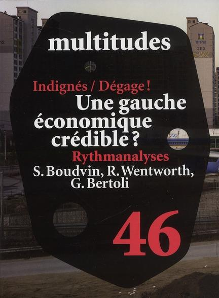 REVUE MULTITUDES ; multitudes t.46  - Collectif