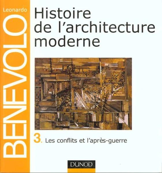 Livre histoire de l 39 architecture moderne tome 3 2eme - L histoire de l architecture ...