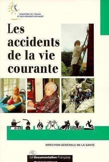 Accidents Vie Courante  - Christine Duval