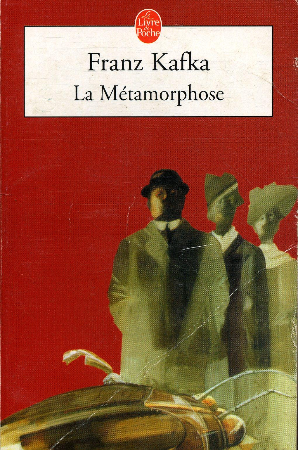 an analysis of climax in the metamorphosis by franz kafka