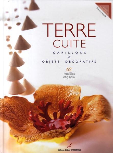 Terre cuite carillons et objets d coratifs martine - Objet decoratif original ...