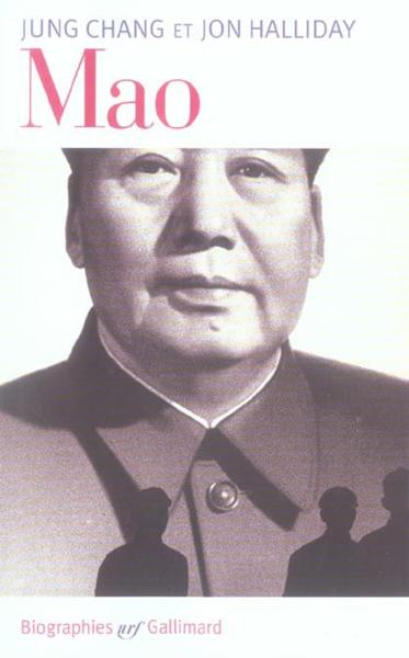 Mao, l'histoire inconnue  - Chang/Halliday  - Jung Chang