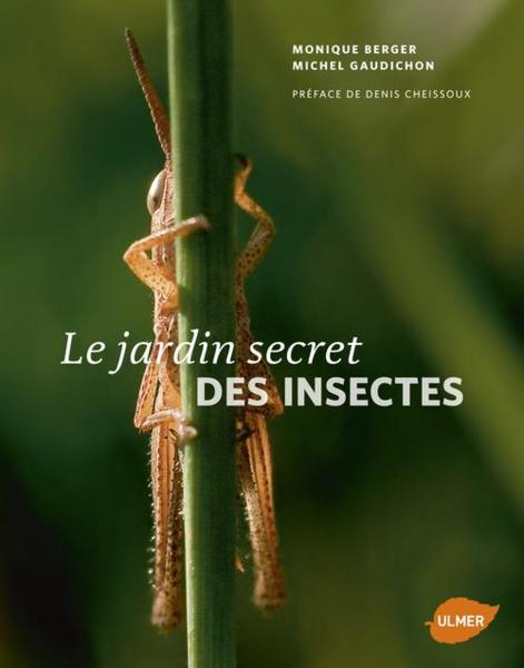Le jardin secret des insectes  - Michel Gaudichon  - Monique Berger