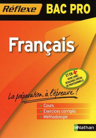 Bac Pro Francais (edition 2009)