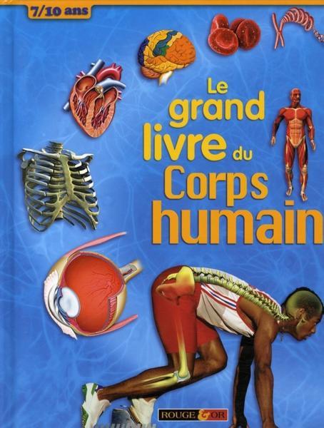 Livre le grand livre du corps humain patricia macnair for Interieur du corps humain