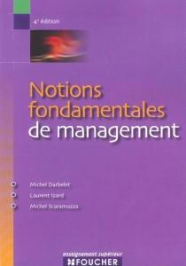 Vente Livre :                                    Notions Fondamentales De Management                                      - Collectif
