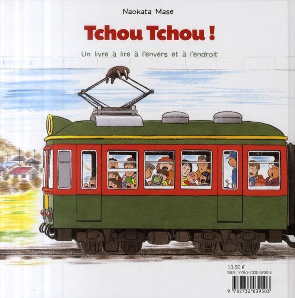 Livre tchou tchou un train pour jouer et voyager mase naokata - Tchou tchou le train ...