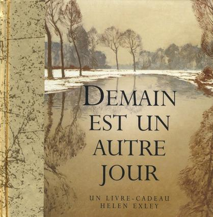 Livre demain est un autre jour exley helen - Mathieu lehanneur demain est un autre jour ...