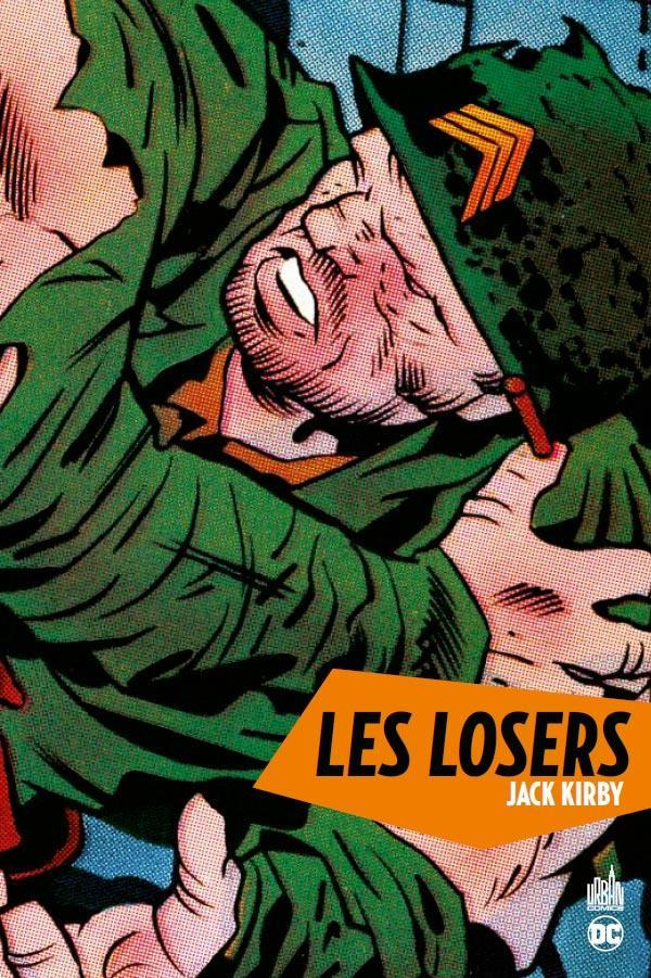 Les losers  - Jack Kirby