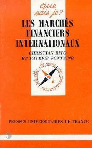 Marches financiers internationaux  - Bito/Fontaine C./P.