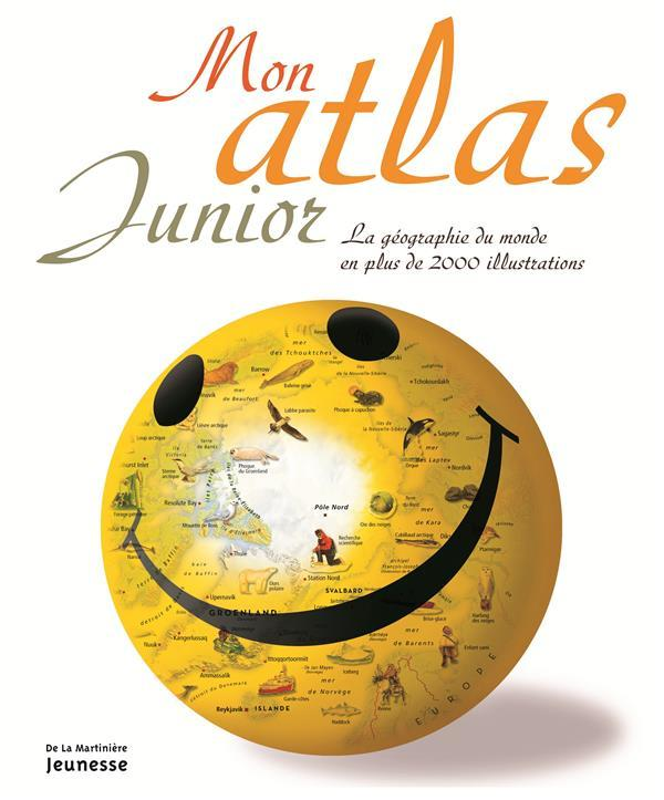 Vente  Mon atlas junior  - Collectif