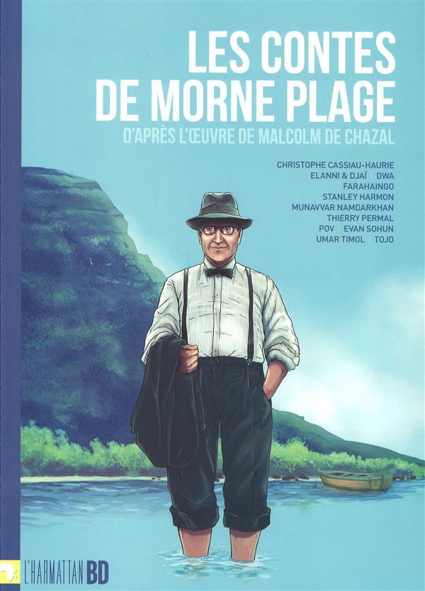 Les contes de morne plage  - Collectif