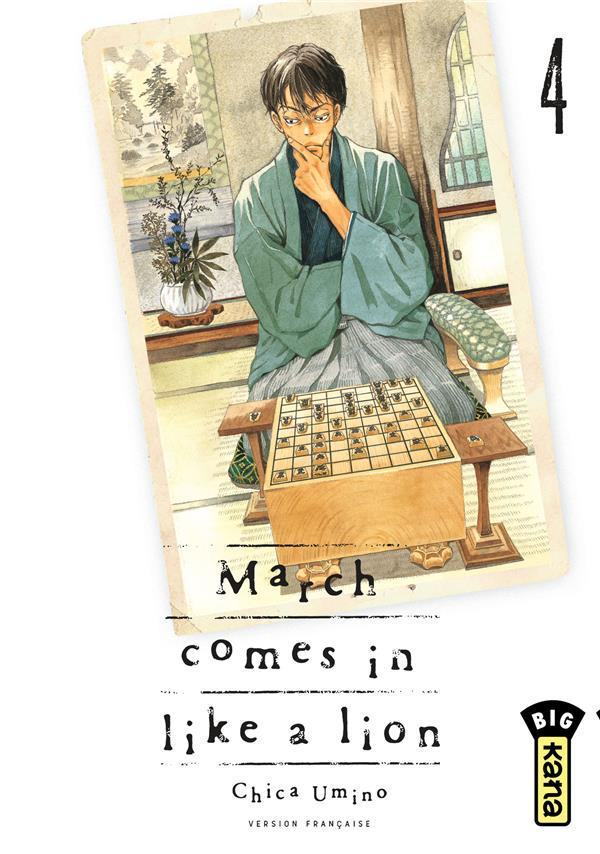 March comes in like a lion T.4  - Chica Umino