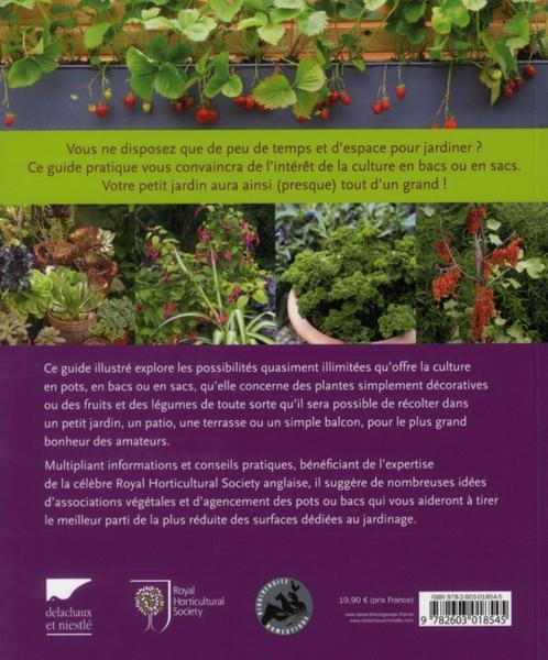 Livre un jardin sur mon balcon plantes fruits et - Un jardin sur mon balcon ...