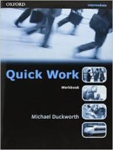 Quick work intermediate: workbook  - Hollett