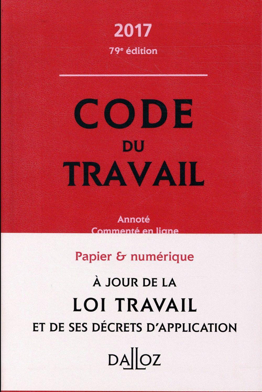 code du travail belge
