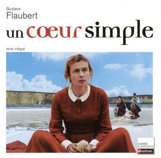 Livre - Un coeur simple - Gustave Flaubert - ACHETER