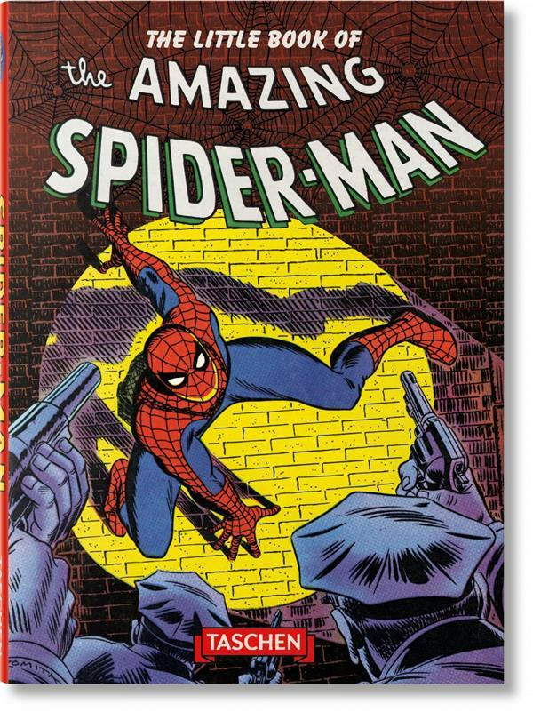 The little book of the amazing Spider-Man  - Collectif
