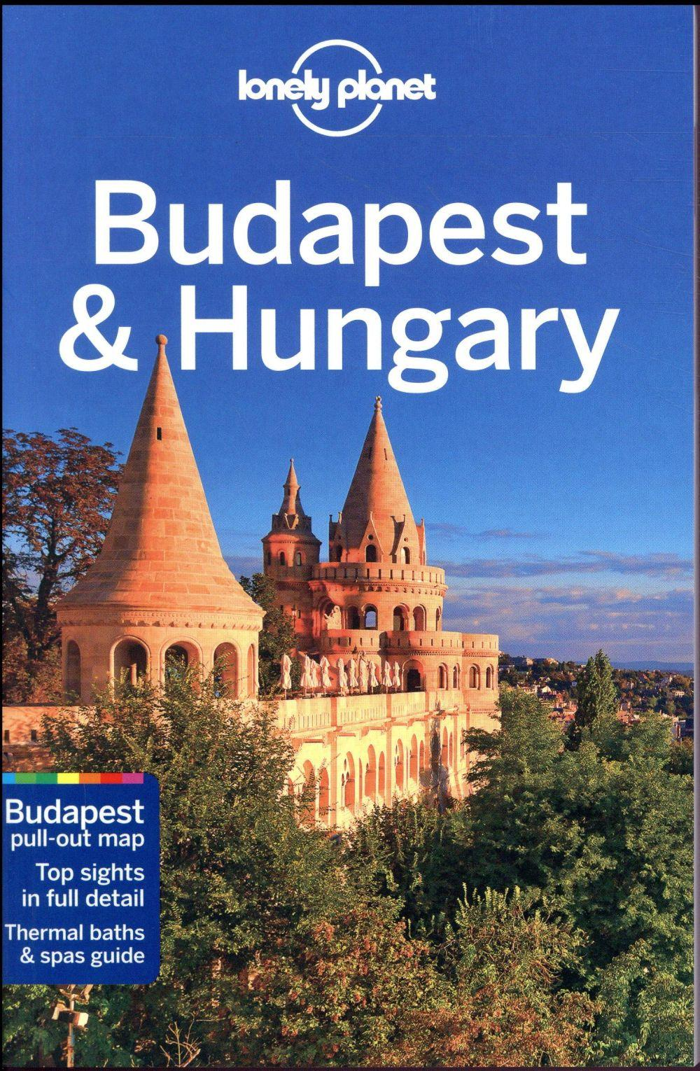 Vente  Budapest & Hungary (8e édition)  - Collectif  - Collectif Lonely Planet