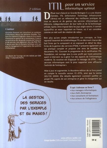 ITIL Pour Un Service Informatique Optimal