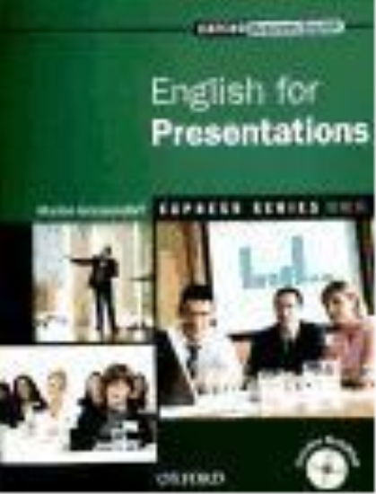 Express: english for presentations student's book and multirom  - Marion Grussendorf