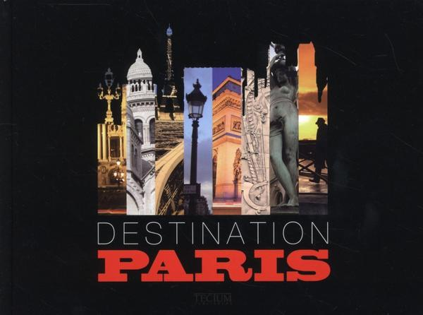 Destination Paris  - Collectif