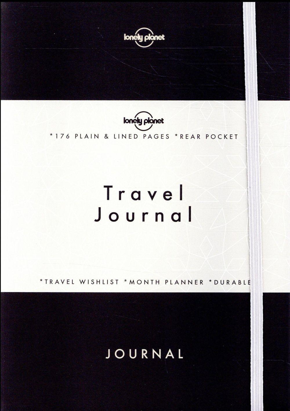 Vente  Lonely planet traveller's journal (édition 2017)  - Collectif