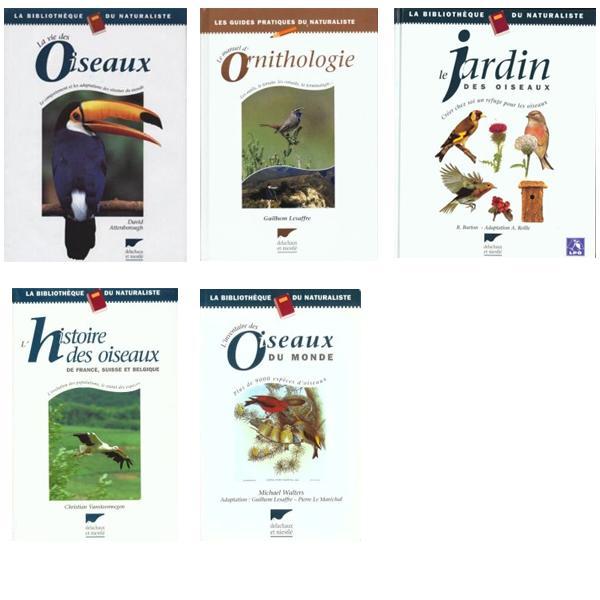 livre la s lection dans les airs du naturaliste en 5 volumes histoire des oiseaux de france. Black Bedroom Furniture Sets. Home Design Ideas