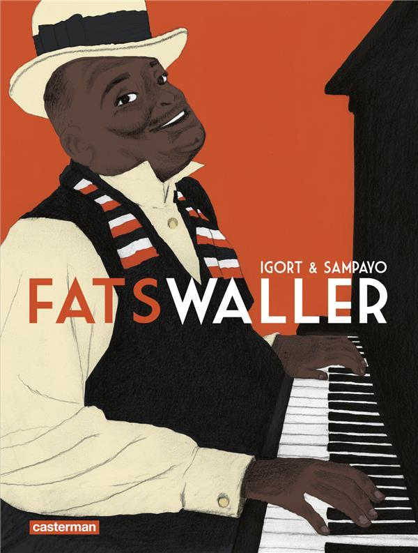 Fats Waller  - Carlos Sampayo  - Igort
