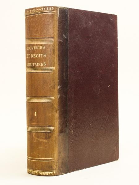 Accueil > livres > souvenirs et récits militaires. première série