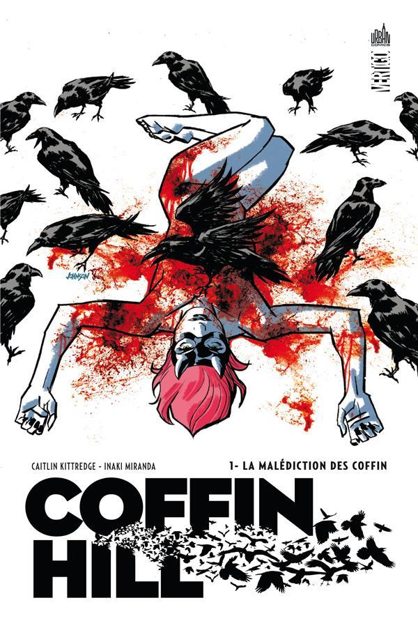Coffin Hill t.1 ; la malédiction des Coffin  - Caitlin Kittredge  - Miranda Inaki