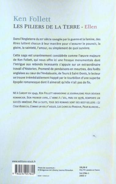 Ken Follet   Les Piliers De La Terre [Tomes 1 & 2]