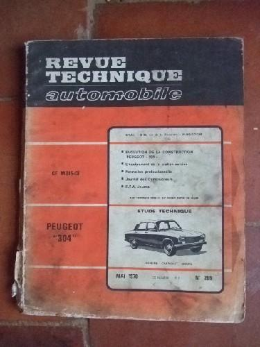 livre peugeot 304 evolution de la construction peugeot. Black Bedroom Furniture Sets. Home Design Ideas
